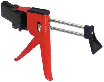 cbm 25 pistolet manuel pour cartouche de 2x25ml adheko la solution en colle industrielle. Black Bedroom Furniture Sets. Home Design Ideas